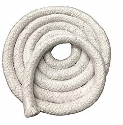 نخ سرامیکی Ceramic Braided Round Rope-Square